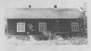 szkoła stary budynek