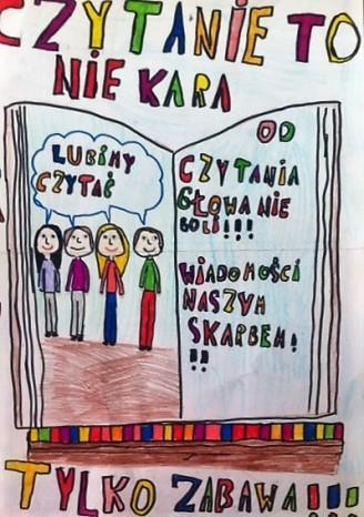 CZYT@M, BO LUBIĘ - Oliwia Piechnik