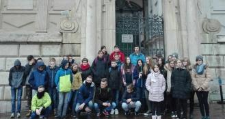 GIMNAZJALIŚCI I STARSZE KLASY sp NA WAWELU - 29.11.2017